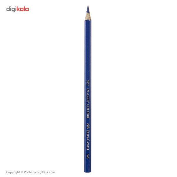 مداد رنگی 12 رنگ فابر-کاستل مدل Classic main 1 3