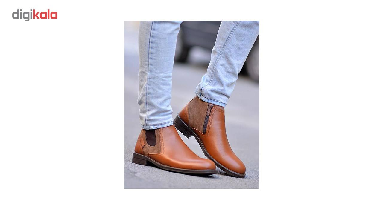 کفش مردانه مهاجر مدل M67a