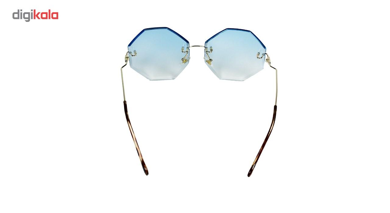 عینک آفتابی دیتیای مدل D16