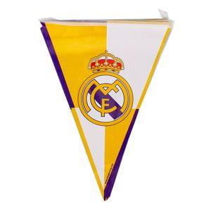 ریسه ستاره رنگارنگ مدل رئال مادرید