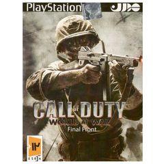 بازی Call of duty مخصوص PS2