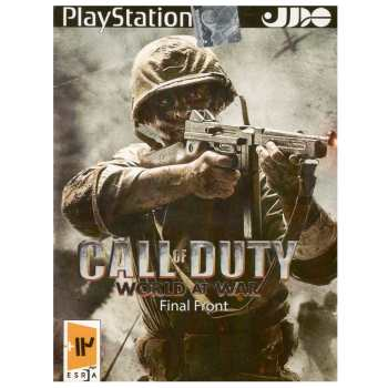 بازی Call of duty مخصوص PS2