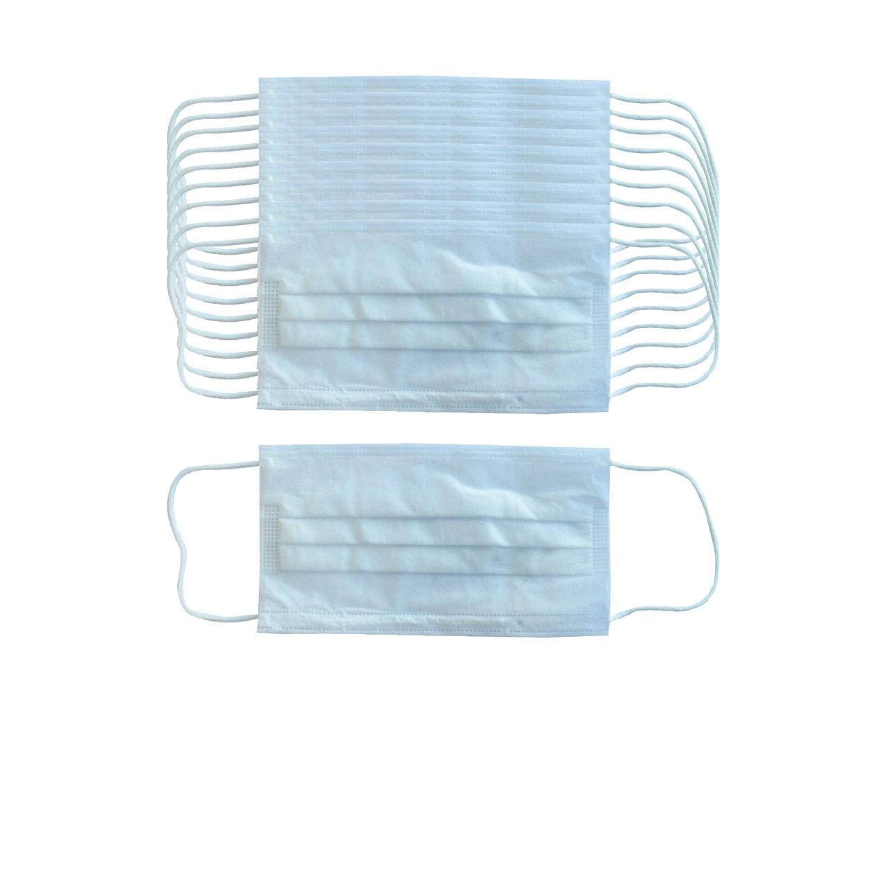 ماسک تنفسی بست ماسک مدل نانو بسته 10 عددی