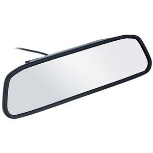 آینه مانیتور و دوربین دنده عقب  ایکس3 سایز  4.3 اینچ