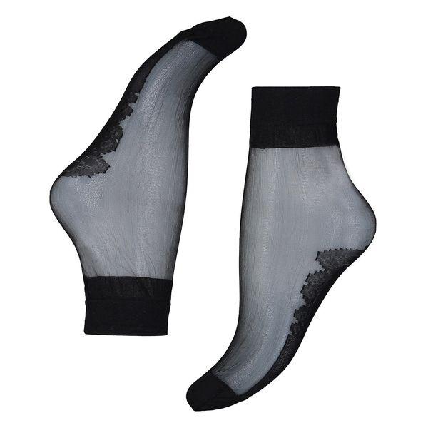 جوراب زنانه شیشه ای بسته 6 جفتی شهر شیک مدل CL893