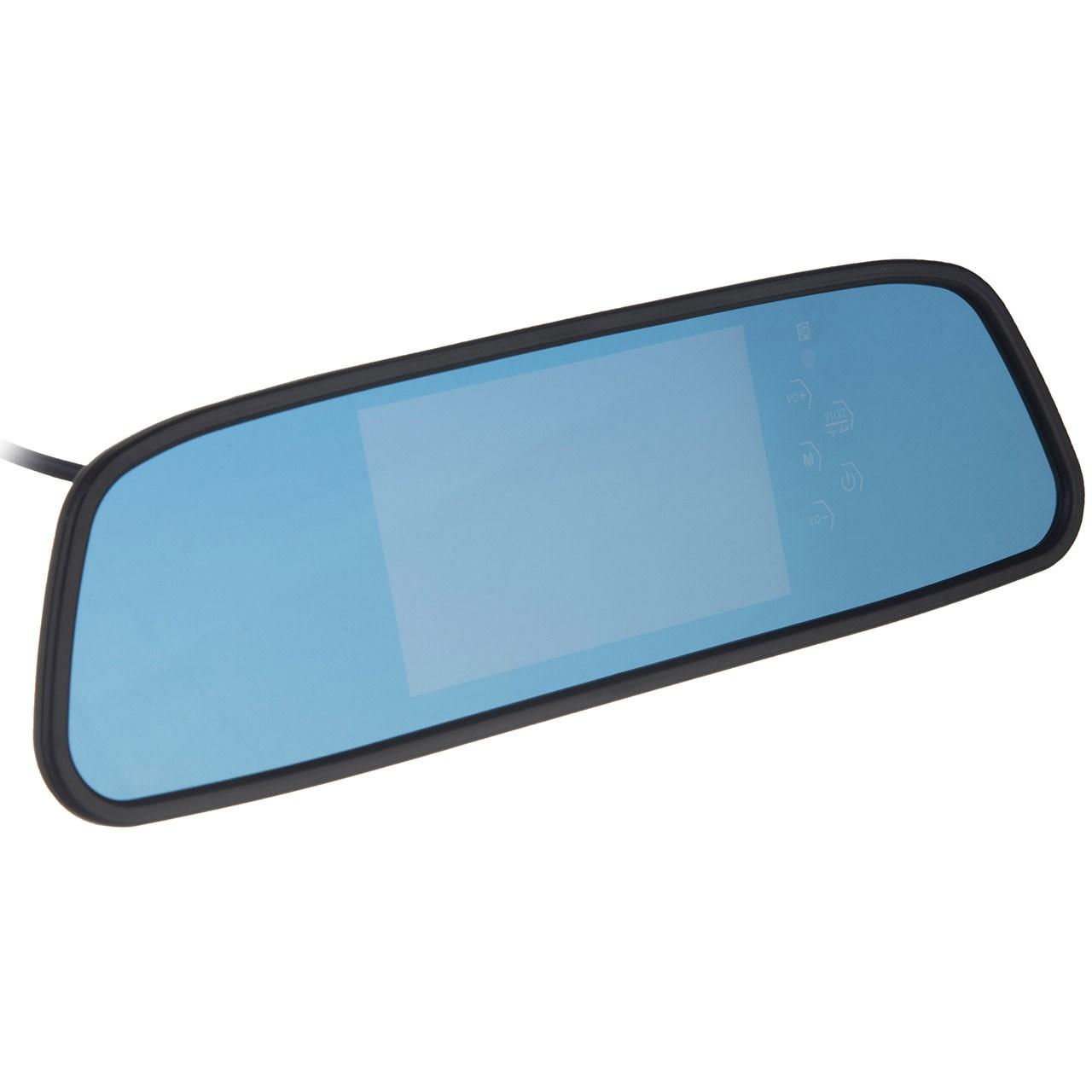 آینه مانیتور و دوربین دنده عقب ایکس3 سایز  5 اینچ