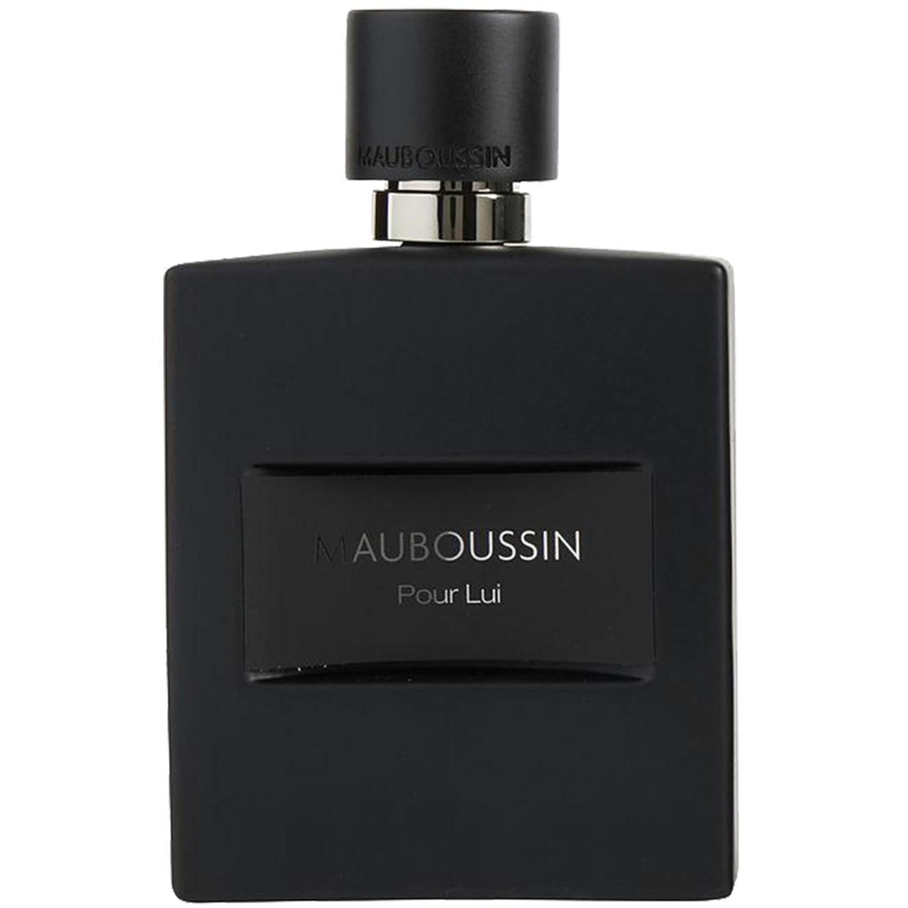 ادو پرفیوم مردانه مابوسین مدل Pour Lui In Black حجم 100 میلی لیتر