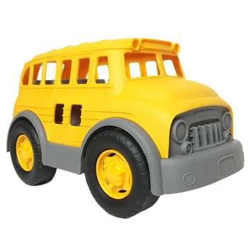 ماشین بازی تی توی مدل اتوبوس مدرسه