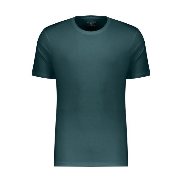 تیشرت مردانه ال سی وایکیکی مدل 0SK546Z8-JZ7-GREEN