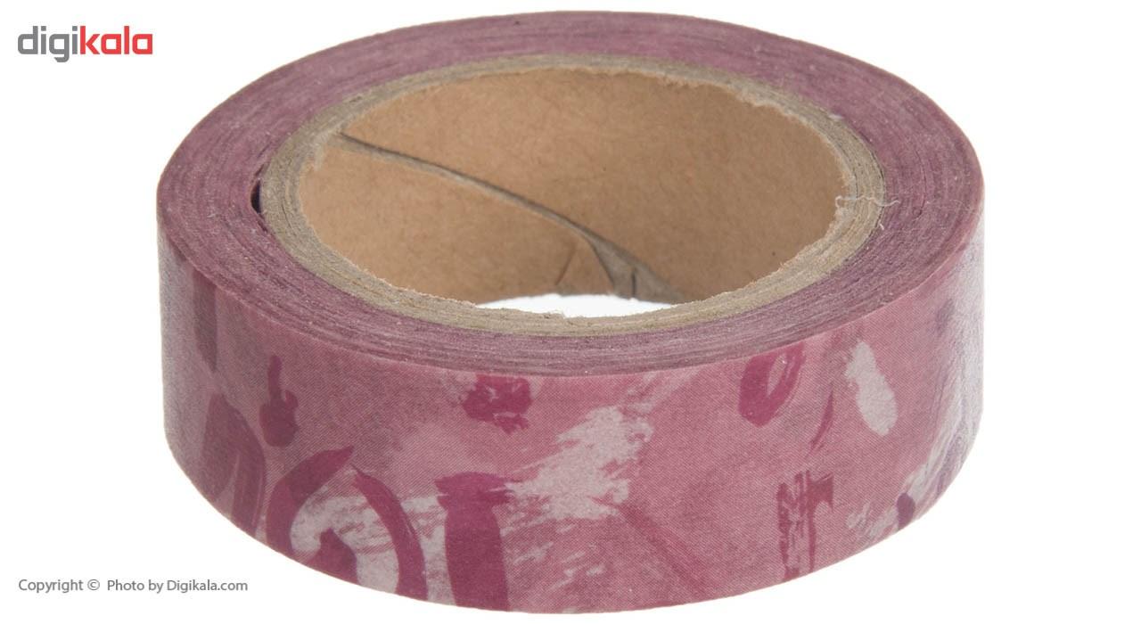 چسب فانتزی کاغذی مدل A20