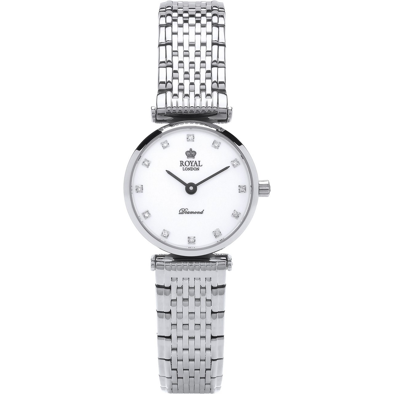 ساعت مچی عقربه ای زنانه رویال لندن مدل RL-21340-04