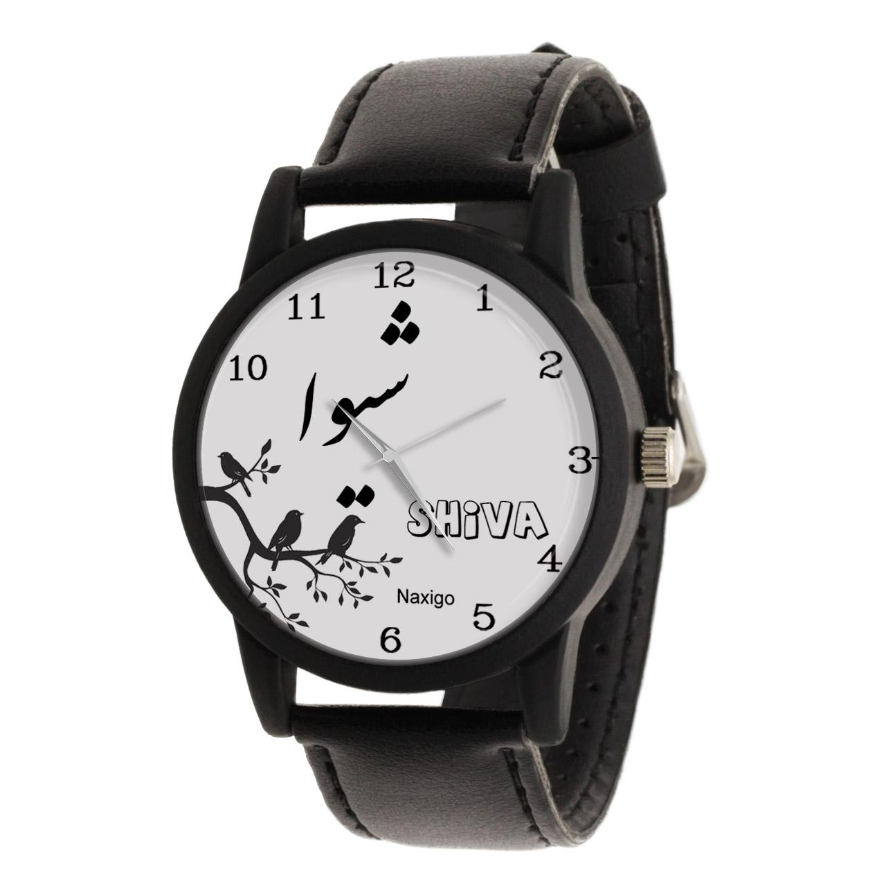 خرید و قیمت                      ساعت مچی  زنانه ناکسیگو طرح شیوا کد LF3370