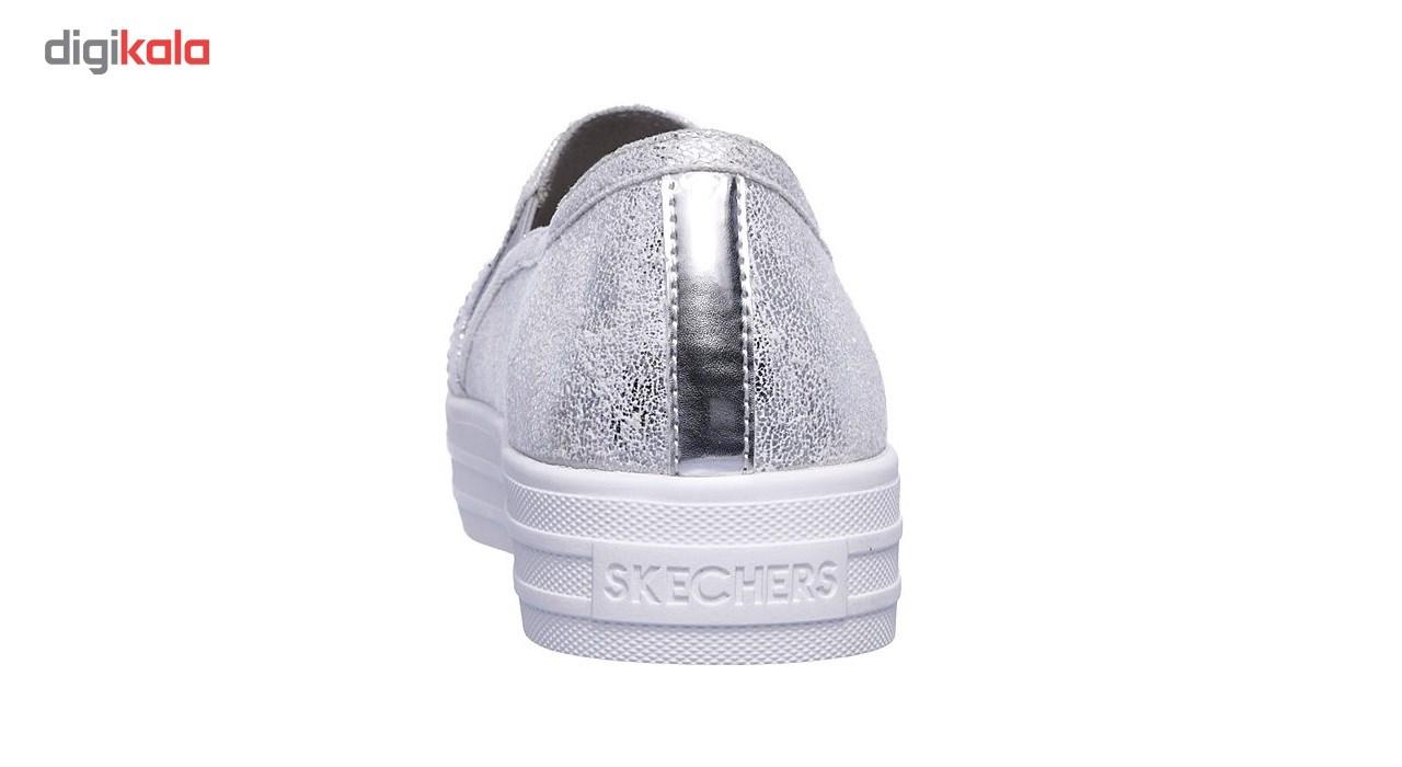 کفش مخصوص دویدن زنانه اسکچرز مدل 801SIL