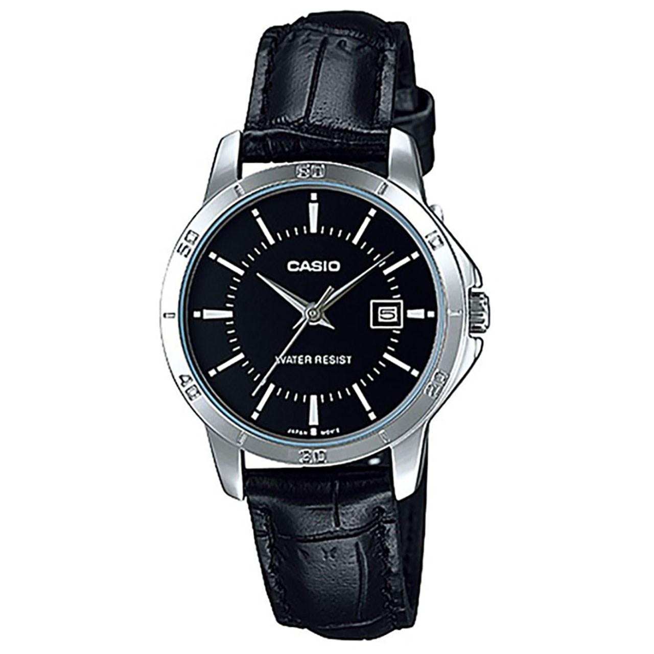ساعت مچی عقربه ای زنانه کاسیو مدل LTP-V004L-1AUDF