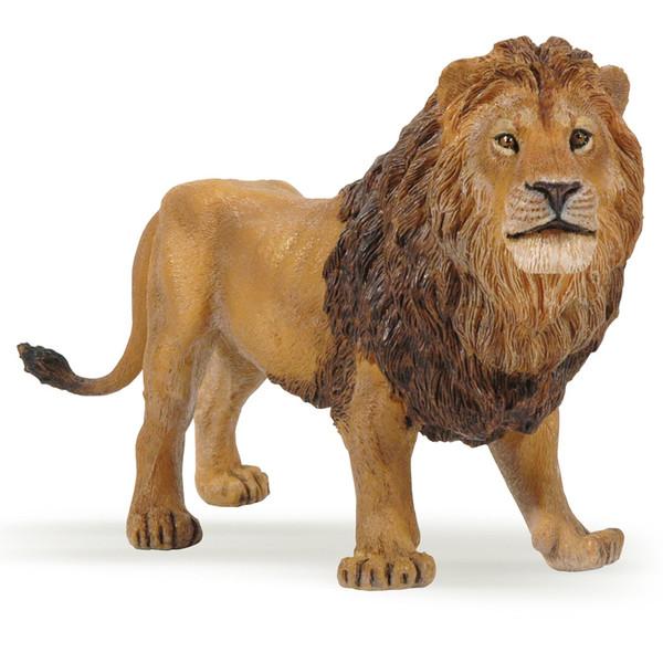 فیگور  پاپو مدل حیوان وحشی شیر نر