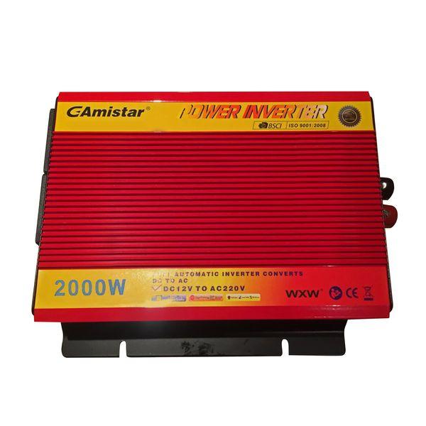 اینورتر خورشیدی گامیستر مدل شبه سینوسی GNB-2000 ظرفیت 2000 وات