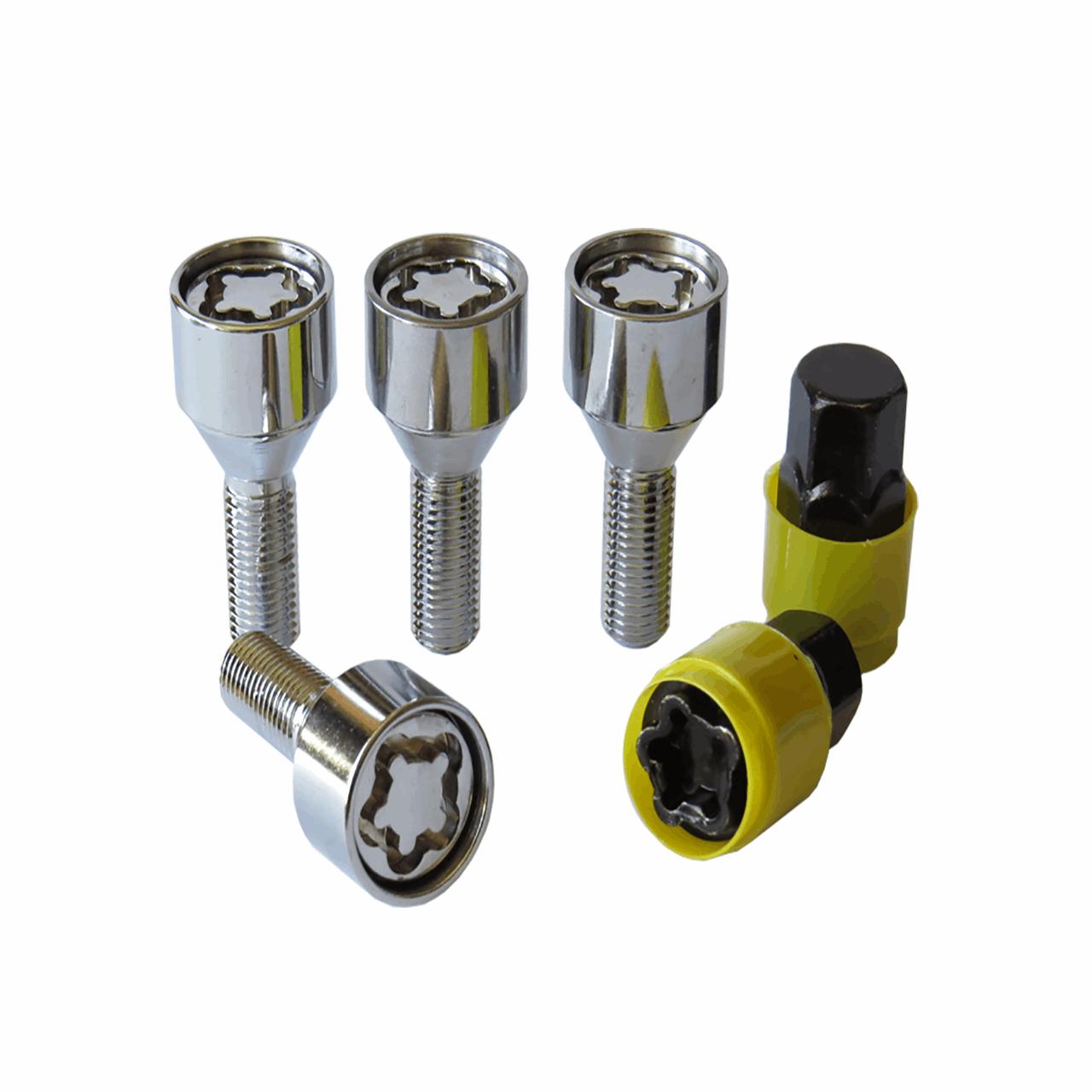 قفل رینگ چرخ S.T.B مدل67X  مناسب برای انواع رنو