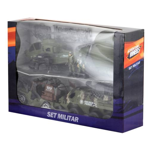 ست اسباب بازی جنگی مدل 8280