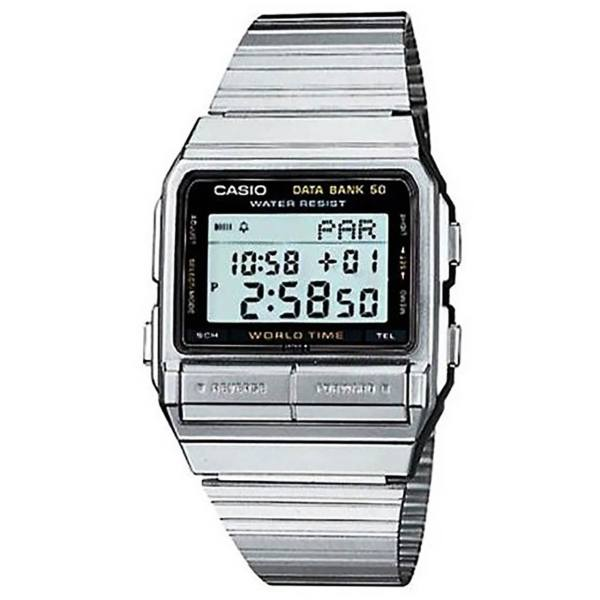 ساعت مچی دیجیتالی کاسیو مدل DB-520A-1ADF