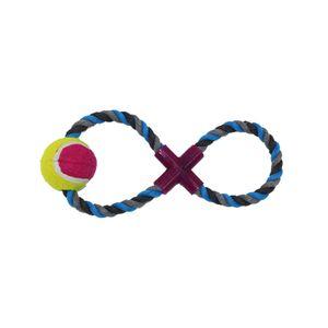اسباب بازی حیوانات مدل دو حلقه و یک توپ