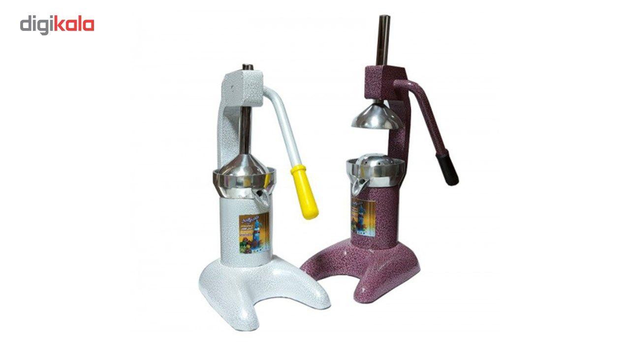 آبمیوه گیری دستی آسان فشار مدل 2 پایه main 1 3