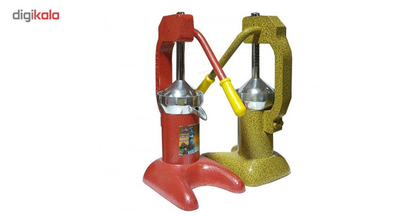 آبمیوه گیری دستی آسان فشار مدل 2 پایه main 1 4