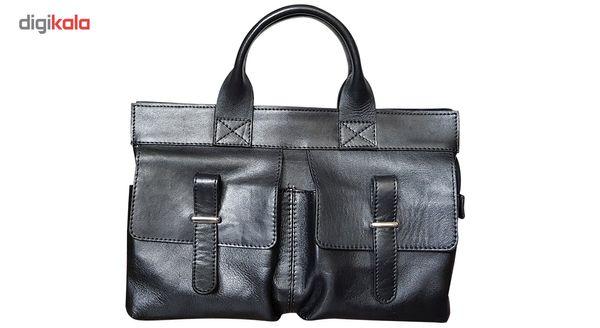کیف دستی زنانه چرم خاطره مدل 104