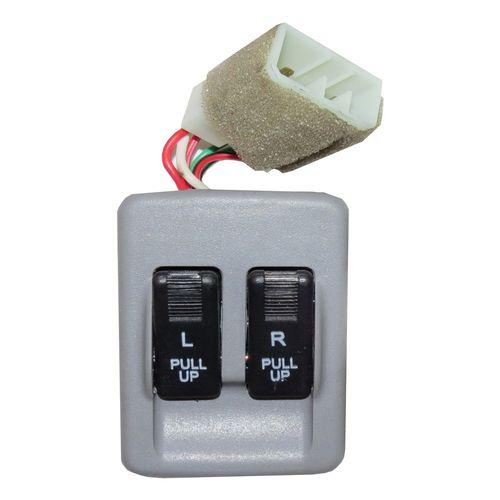 کلید شیشه بالابر دو پل مدل 02  مناسب برای پرایدصبا