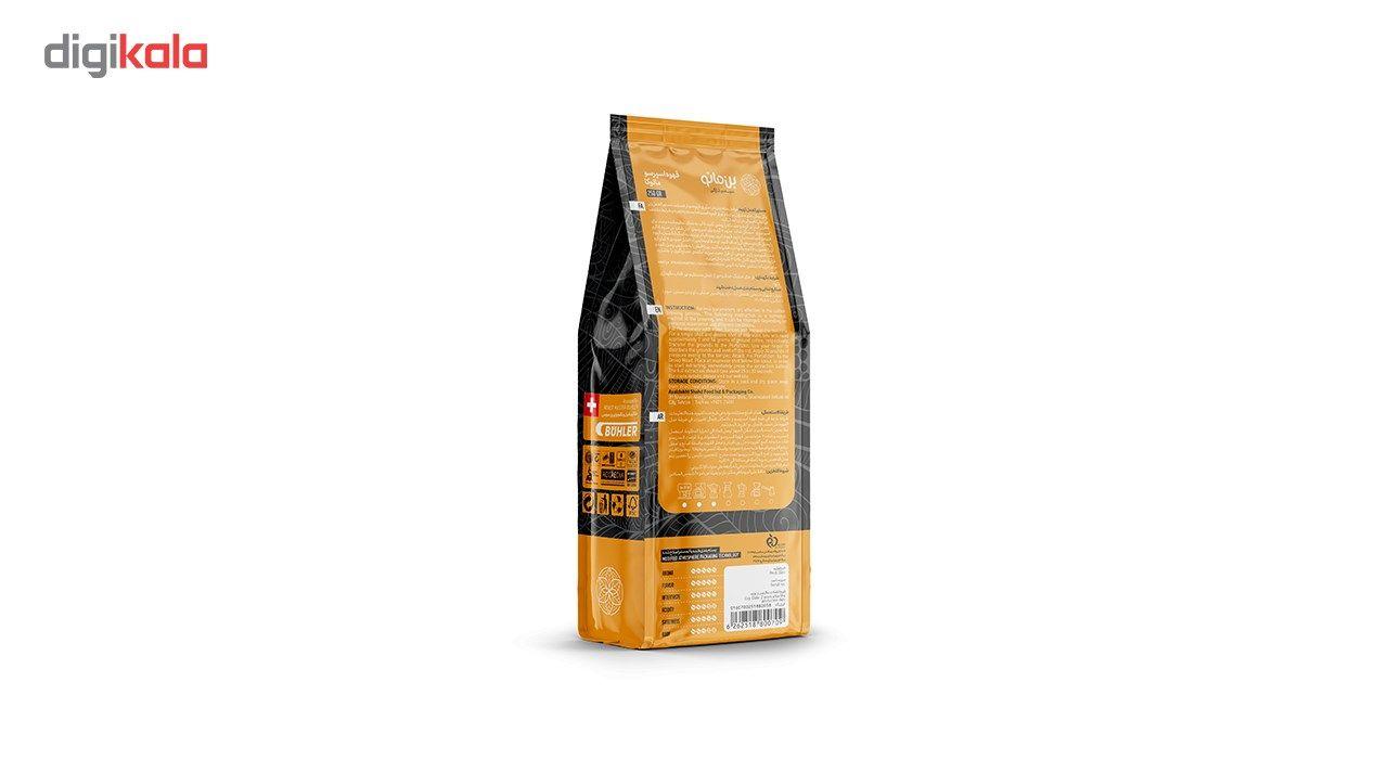 قهوه اسپرسو بن مانو مدل مانوکا 250 گرمی main 1 2