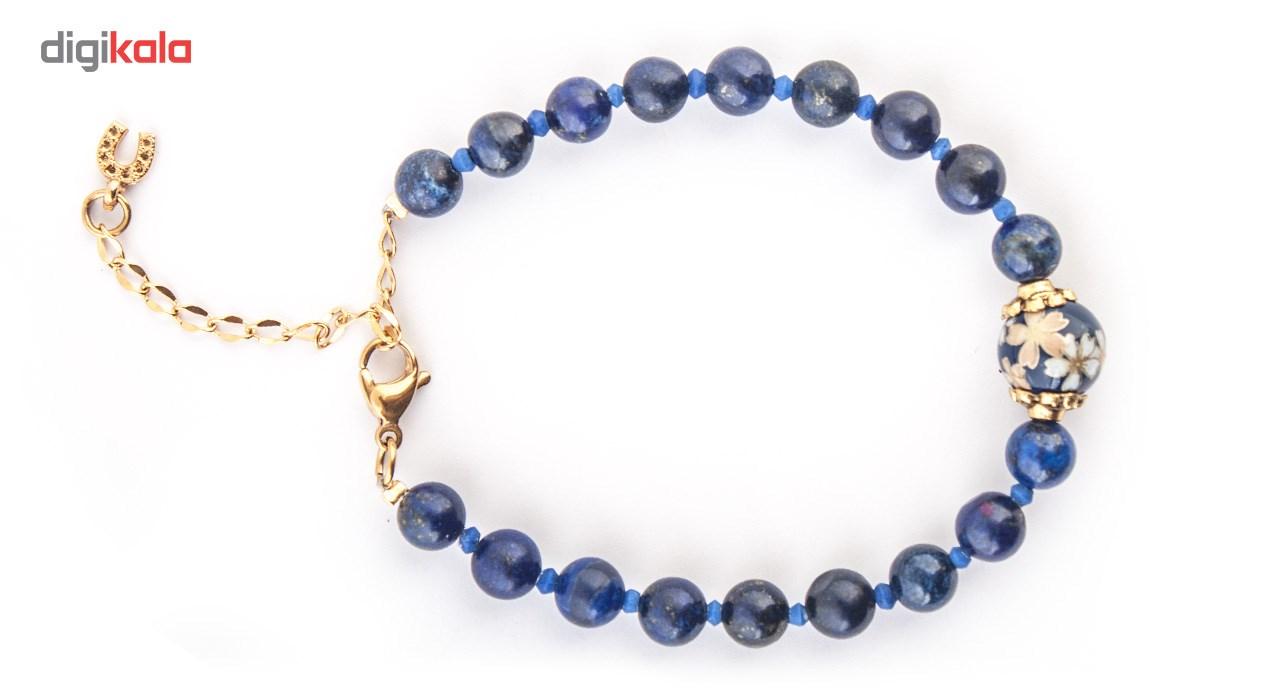 دستبند زنانه ریسه گالری مدل Ri3-S1012B
