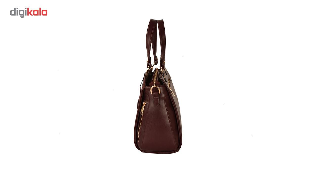 کیف دستی زنانه پارینه مدل PLV88-12