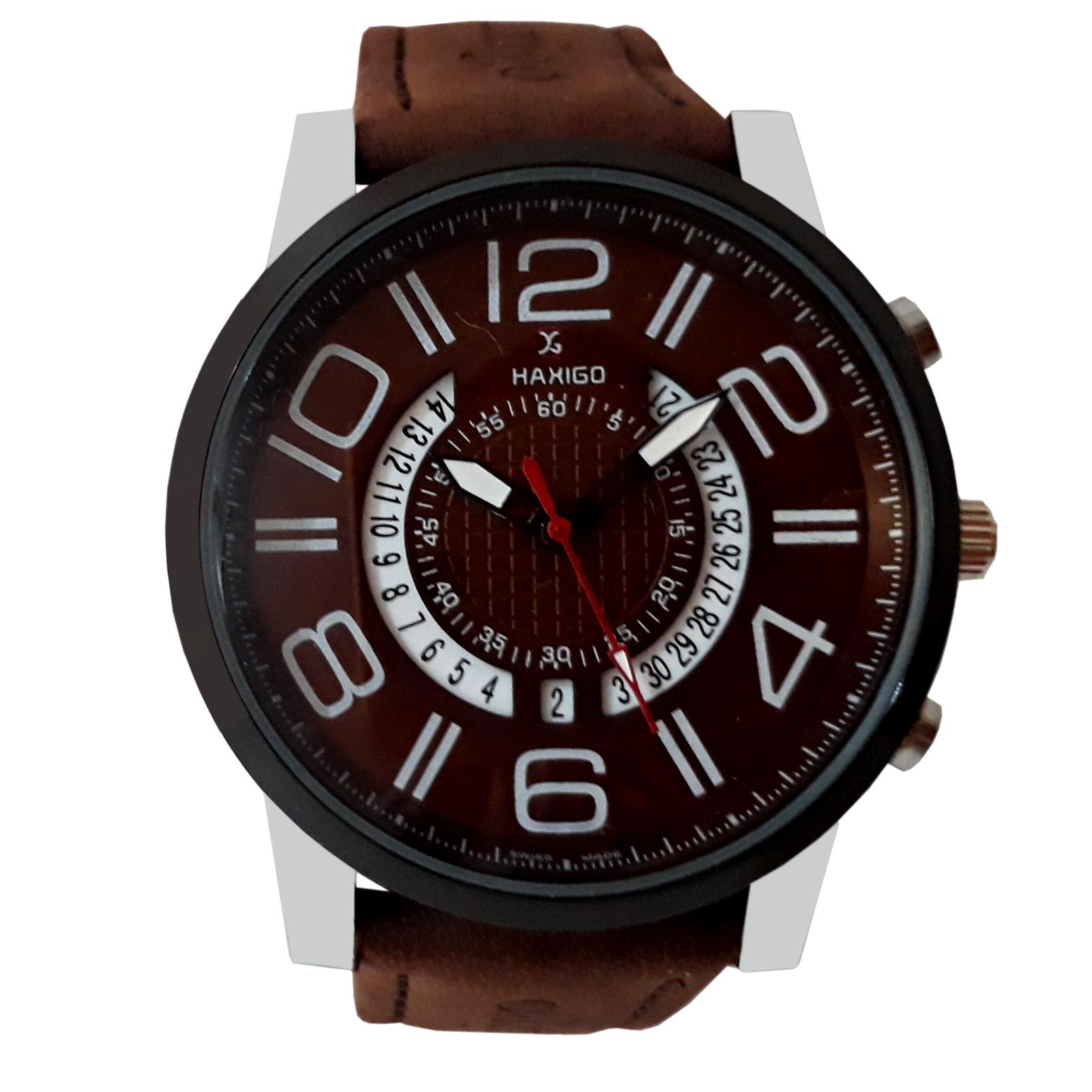 قیمت و خرید                      ساعت مچی عقربهای مردانه چاکسیگو مدل 8564 کد 002