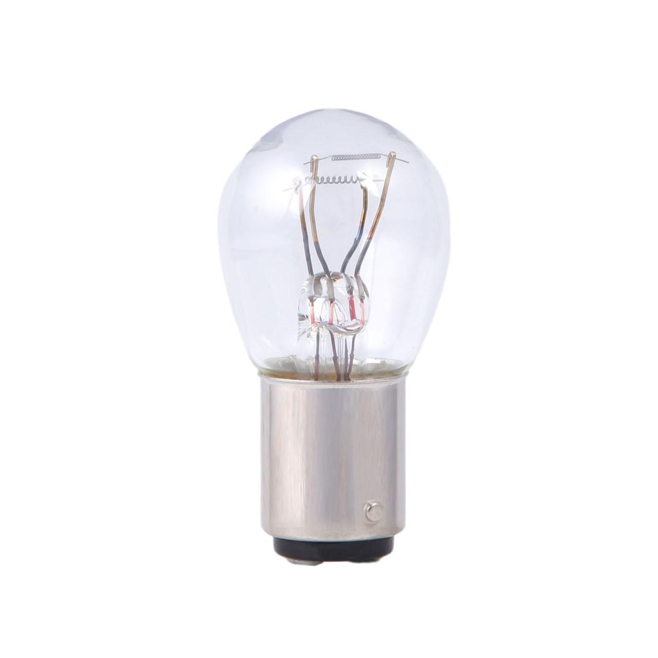 لامپ خودرو نئولوکس مدل P21/5 24V 21/5 W N334 Standard BAY15d بسته 10 عددی