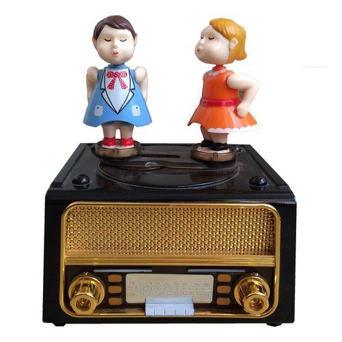 رادیو موزیکال نرمان مدل 128