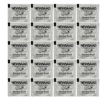 پد الکلی نیوساد مدل 002 بسته 20 عددی