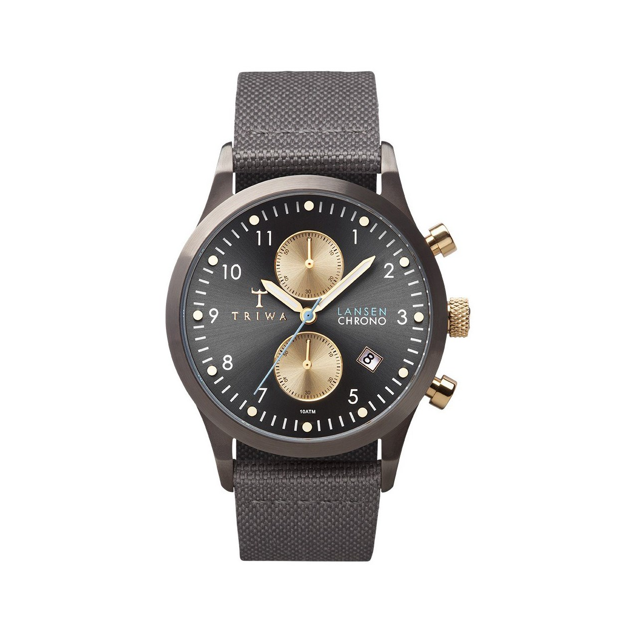 ساعت عقربه ای تریوا مدل Walter lansen chrono 43