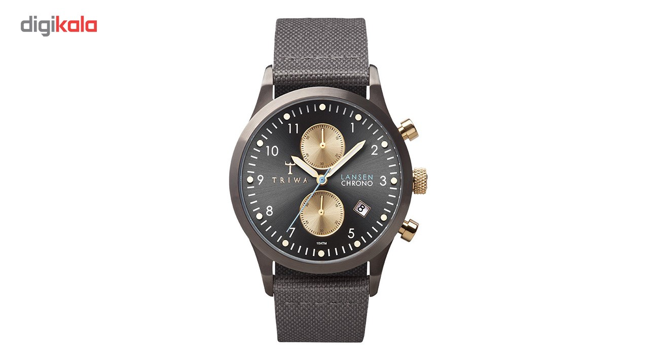ساعت عقربه ای تریوا مدل Walter lansen chrono