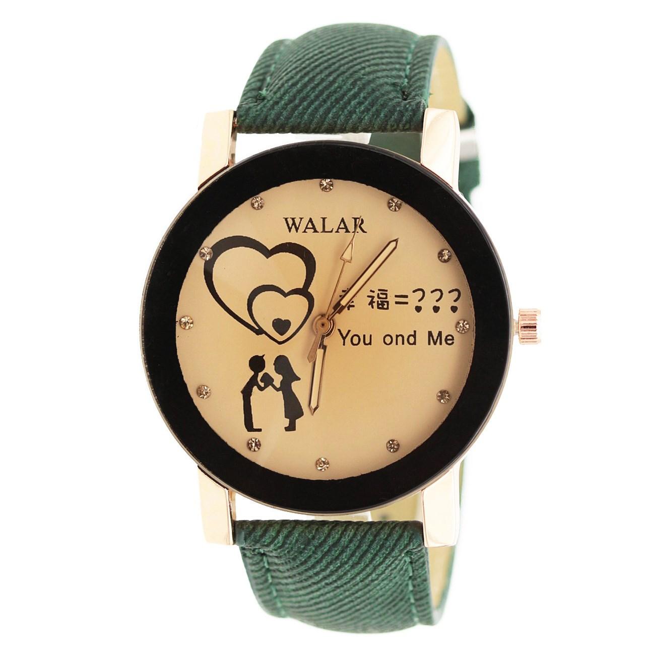ساعت مچی عقربه ای زنانه والار مدل 001 46
