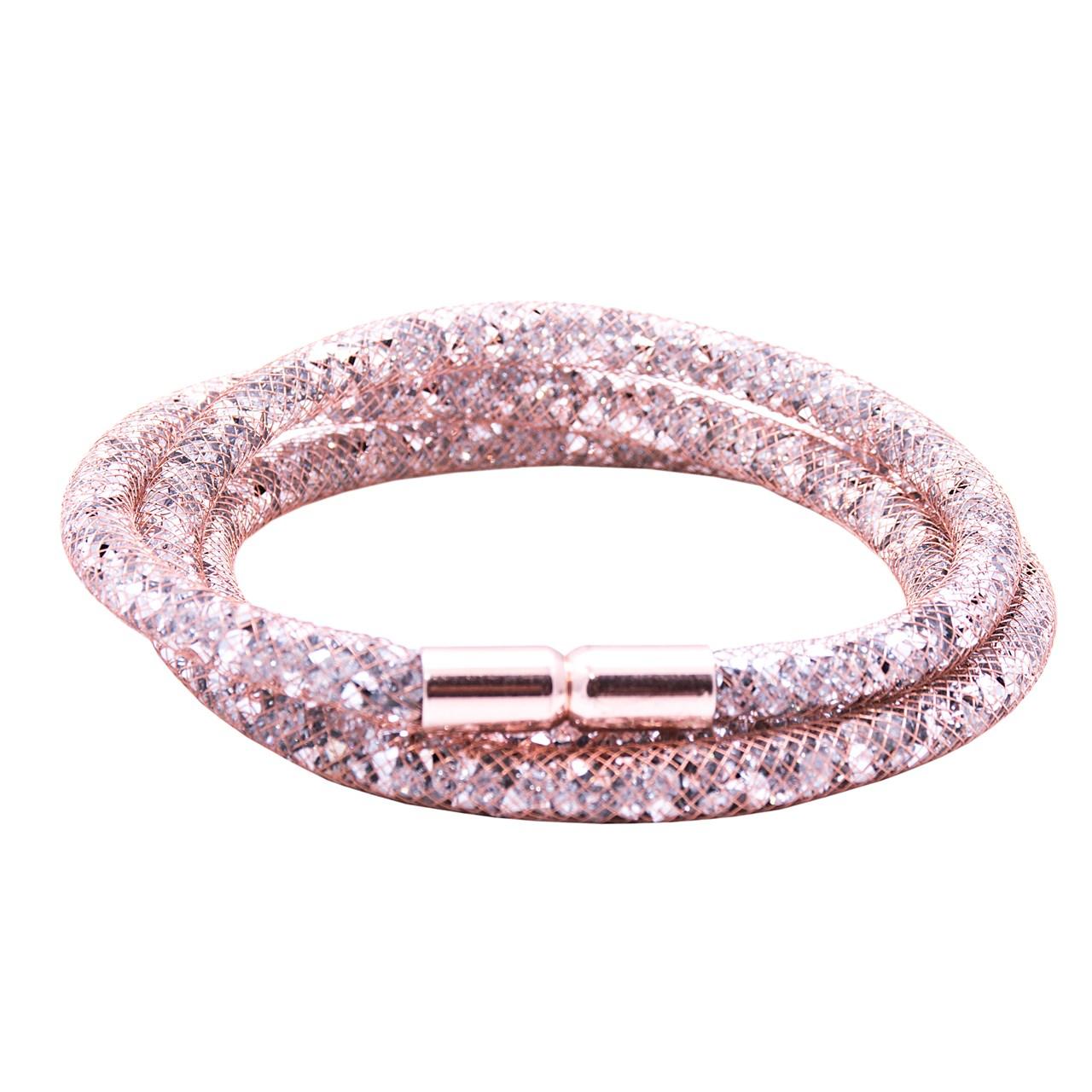 قیمت دستبند باربد طرح سواروسکی کد T15