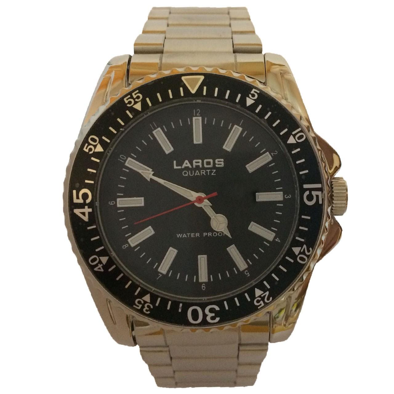 ساعت مچی عقربه ای مردانه لاروس مدل No 0917-80105