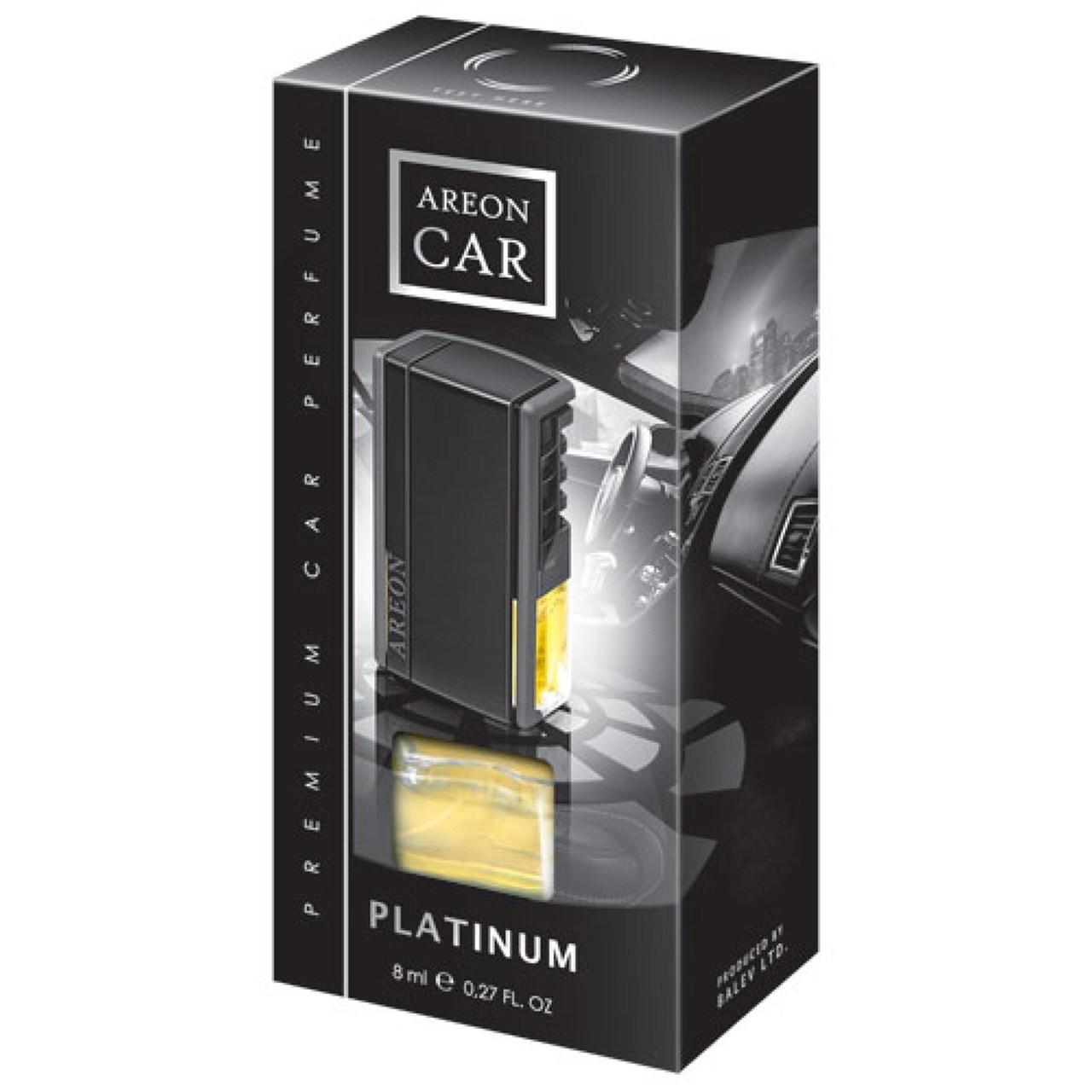 خوشبو کننده ماشین آرئون مدل Car Perfume Platinium