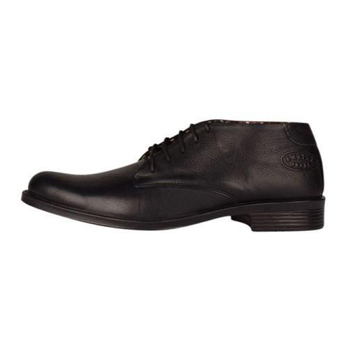 کفش چرم مردانه  مهاجر مدل M24m