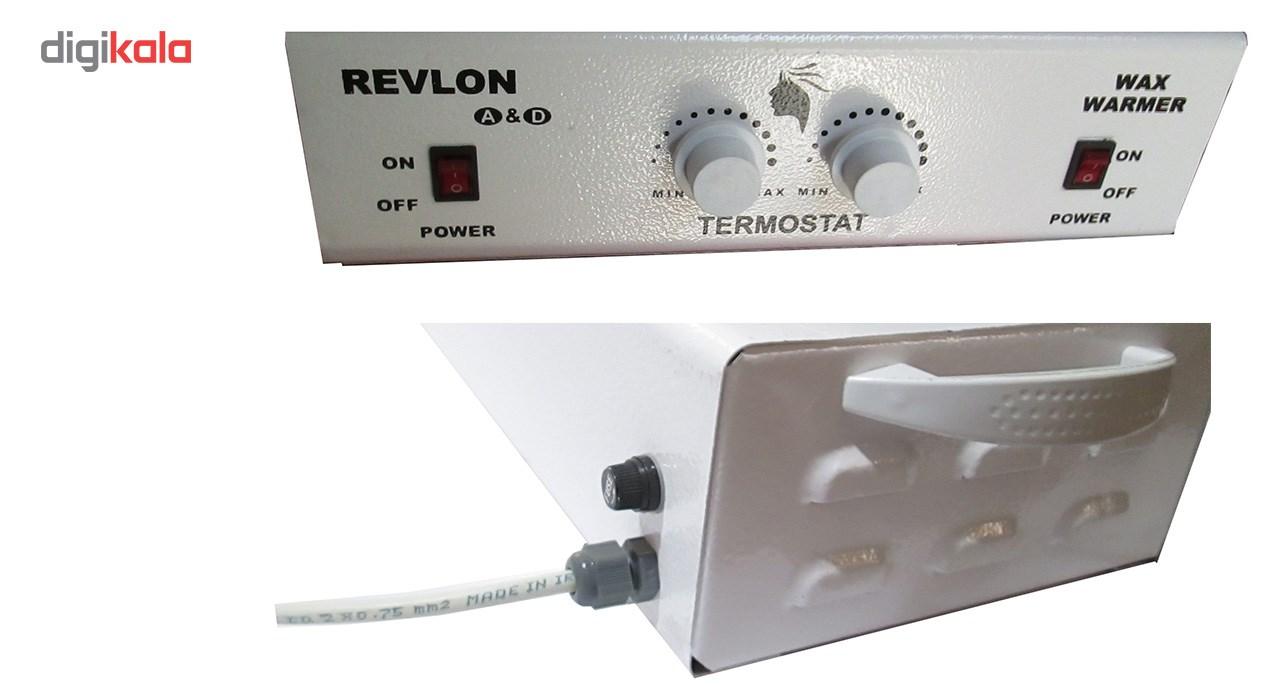 دستگاه موم داغ کن رولون مدلA-D main 1 3