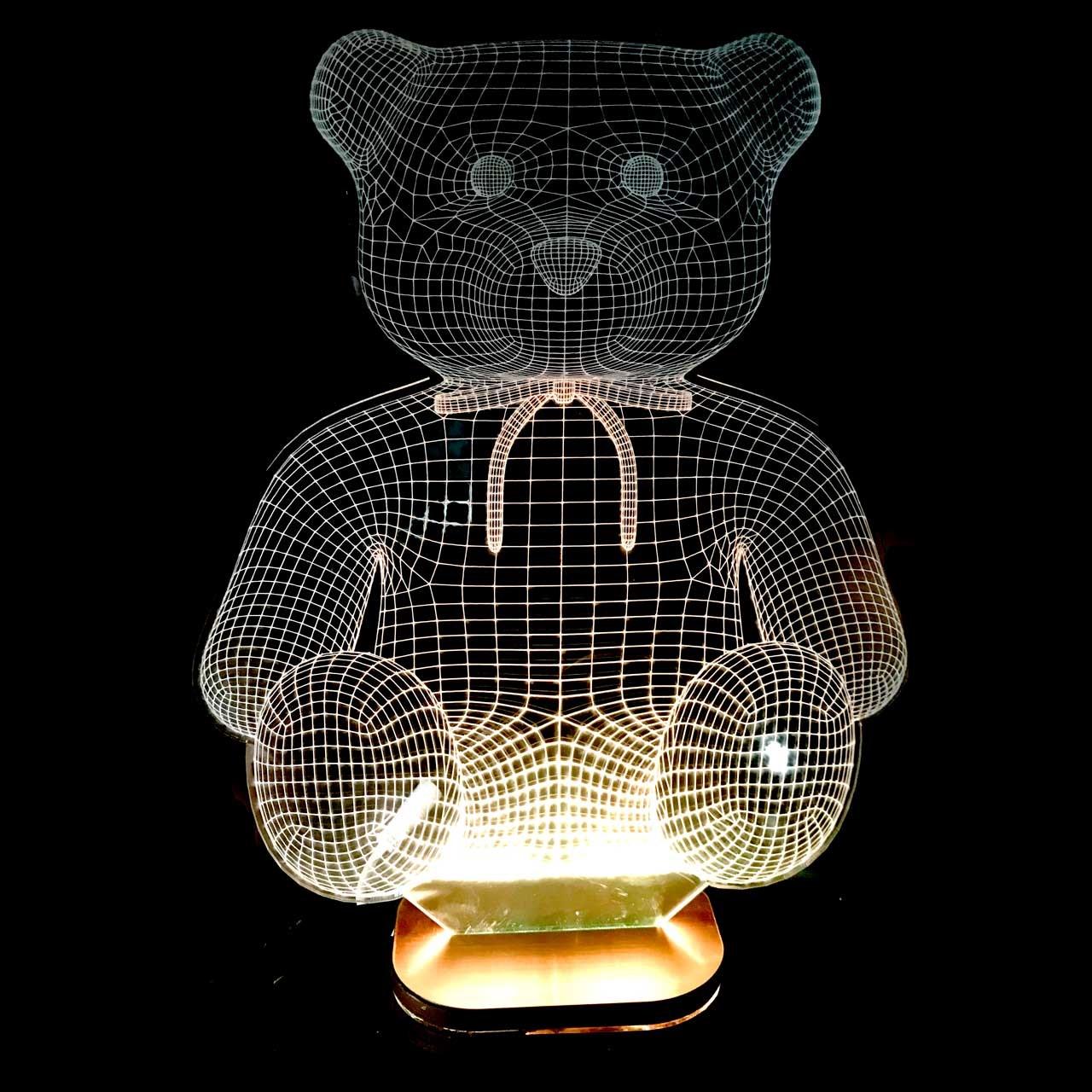 چراغ خواب سه بعدی کدpb_0040
