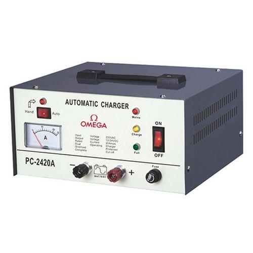 شارژر باتری امگا مدل OMG-2420A