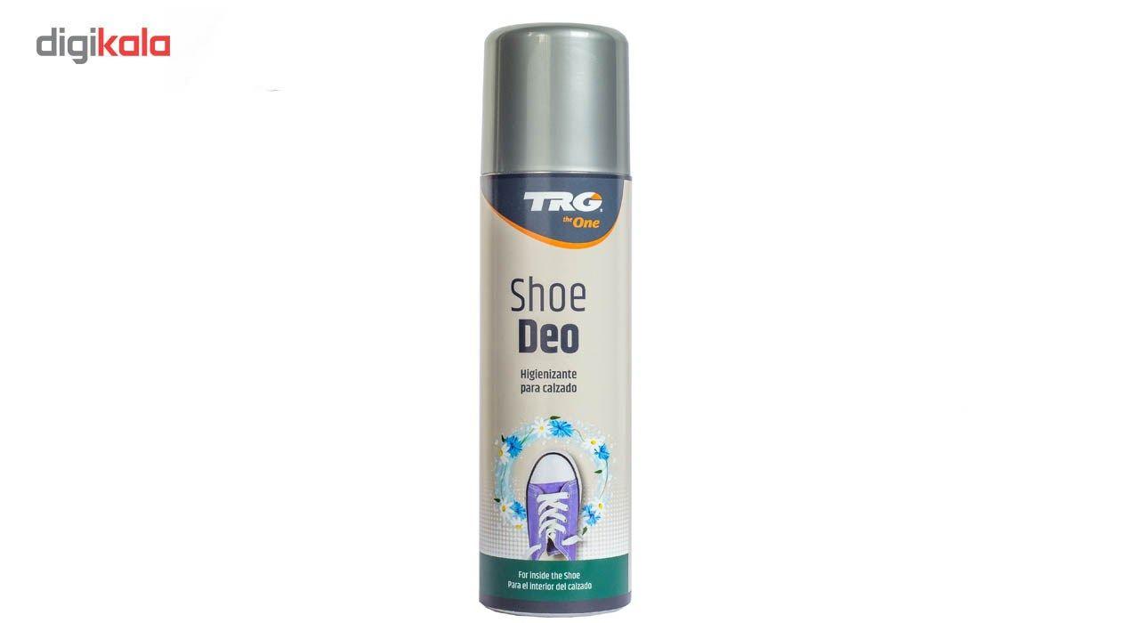 اسپری خوشبو کننده کفش تی ار جی کد 105  SHOE DEO