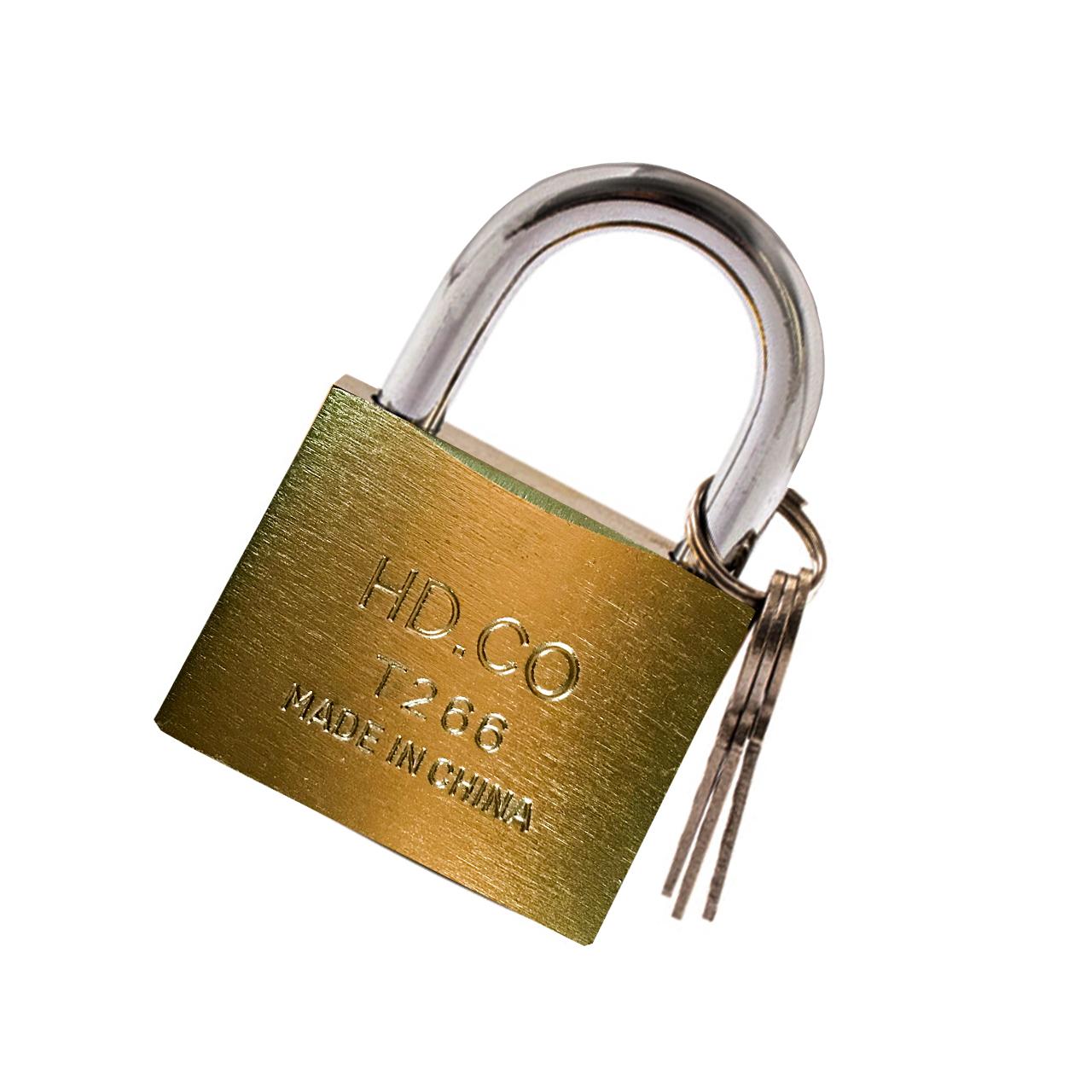 قفل آویز اچ دی کو کد TDCO-266