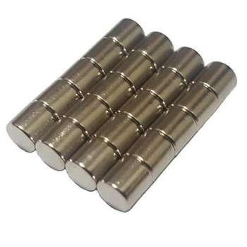 آهن ربای نیودیمیوم مدل دیسکی کد 01 بسته 20 عددی