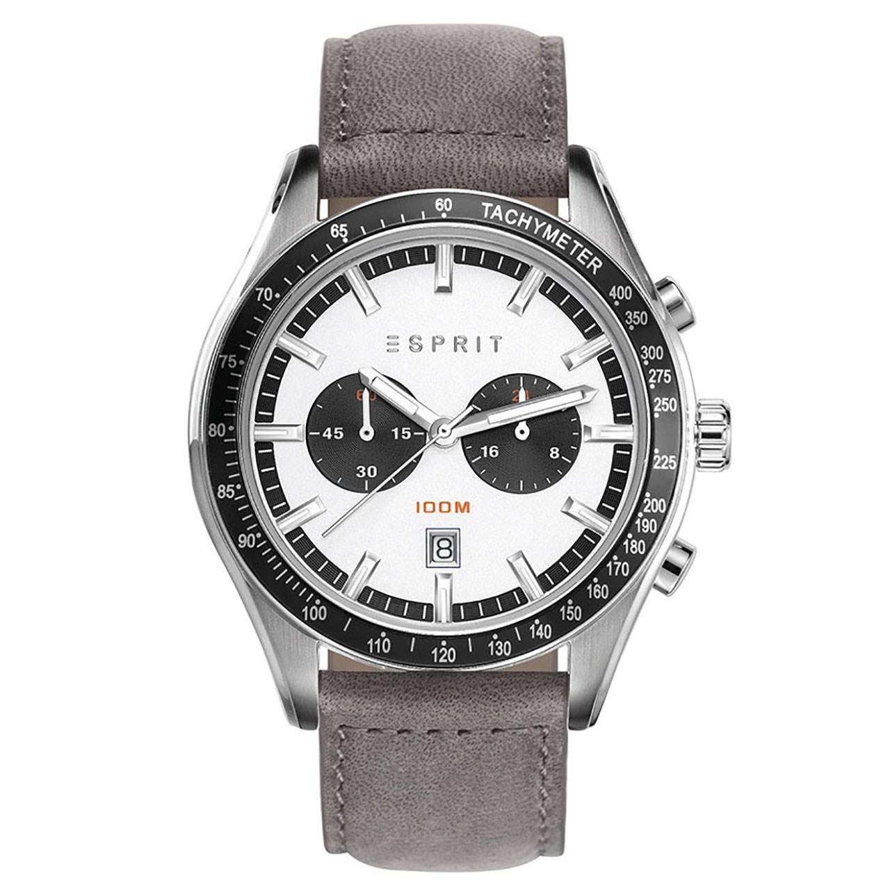 ساعت مچی عقربه ای مردانه  اسپریت مدل ES108241001 10