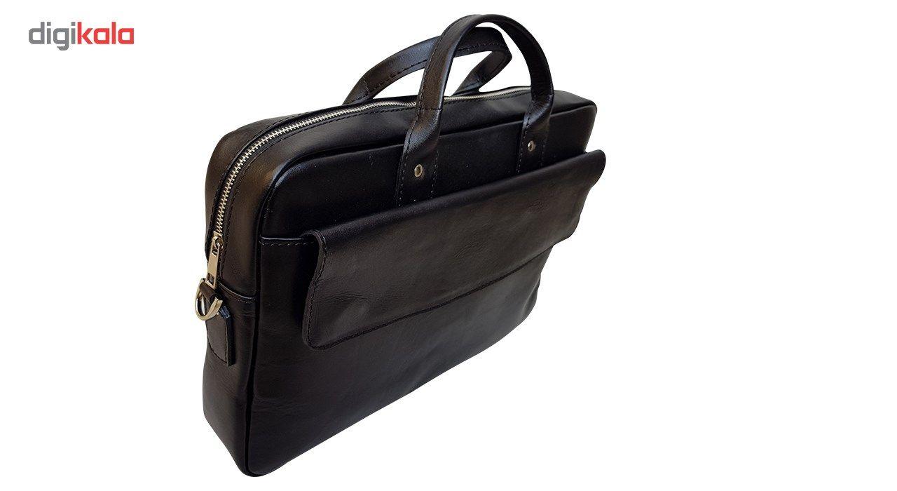 کیف چرم دستی مدل MENDOZA main 1 6